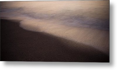 Metal Print featuring the photograph Waves by Bradley R Youngberg
