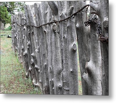 Metal Print featuring the photograph Weathered by Natalie Ortiz