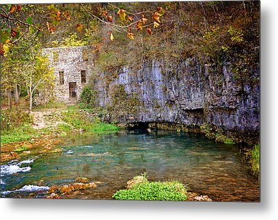 Welch Spring 1 Metal Print by Marty Koch