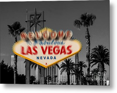Welcome One And All Metal Print