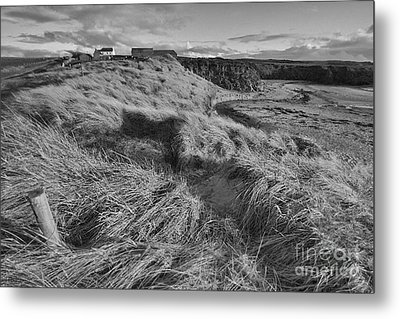 Metal Print featuring the photograph Welsh Downs  by Gary Bridger
