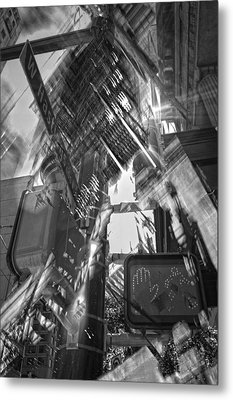 West Hastings  Metal Print by Jerry Cordeiro