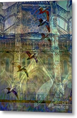 Westminster Cathedral Metal Print
