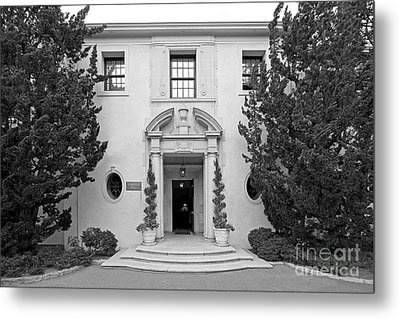 Westmont College Kerrwood Hall Metal Print by University Icons