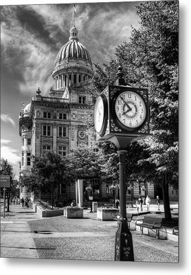 Westmoreland Courthouse Greensburg Metal Print