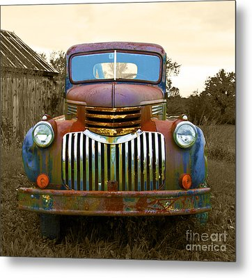 What A Beauty Metal Print by John Debar