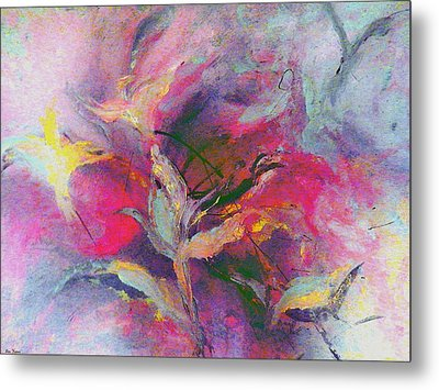 What Do You See Metal Print by Lisa Kaiser