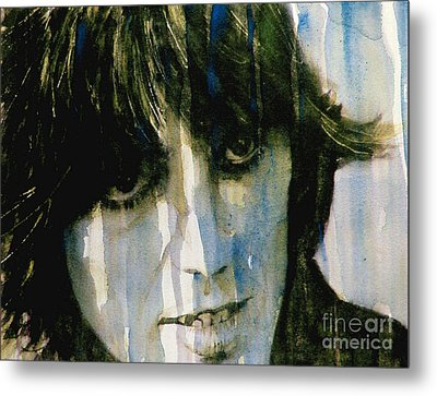 What Is Life Metal Print by Paul Lovering