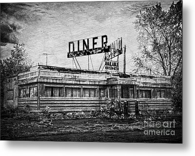 Metal Print featuring the photograph What Is On The Menu by Debra Fedchin