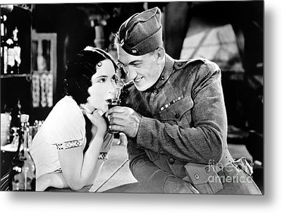 What Price Glory, 1926 Metal Print by Granger