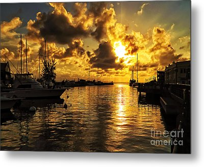 What Tomorrow May Bring Metal Print by GIStudio Photography