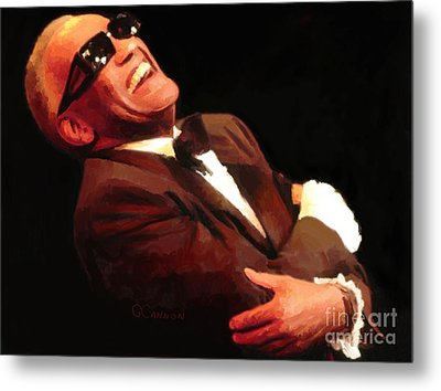 What'd I Say Metal Print by GCannon