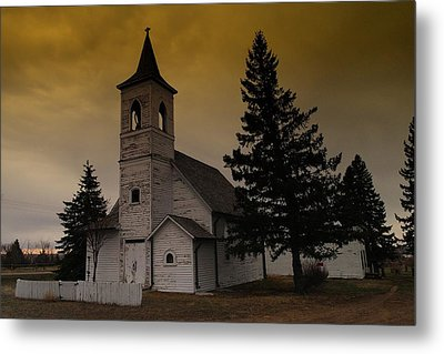 When Heaven Is Your Home Metal Print by Jeff Swan