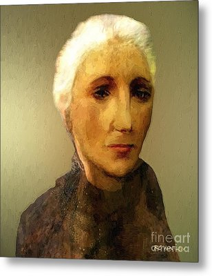 When I'm Sixty-four Metal Print by RC DeWinter