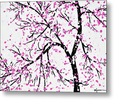 When Spring Comes Metal Print by Kume Bryant