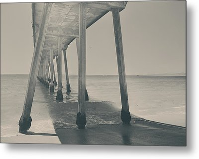 Where Life Takes Us Metal Print by Laurie Search