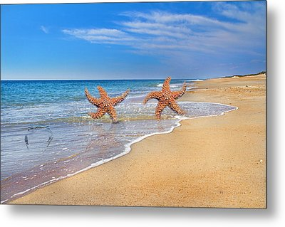 Where Stars Are Born Metal Print by Betsy Knapp
