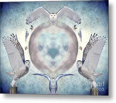 Metal Print featuring the photograph Whispers Of My Imagination by Heather King