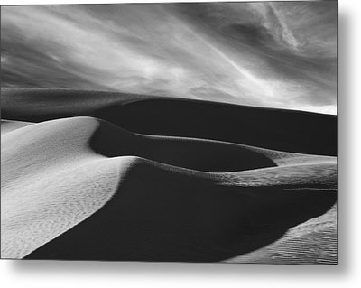 White Sands #2 Metal Print by Wendell Thompson