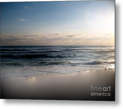 White Sands Metal Print by Jeffery Fagan