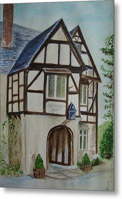 Whittington Inn - Painting Metal Print