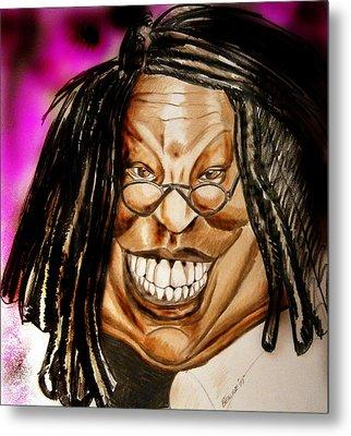 Whoopie Metal Print by Chris Benice