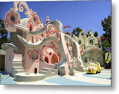 Whoville Metal Print by Ricky Barnard