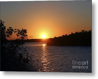 Wildcat Cove Sunset2 Metal Print by Megan Dirsa-DuBois