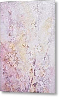 Wildflowers Two Metal Print by Carolyn Rosenberger