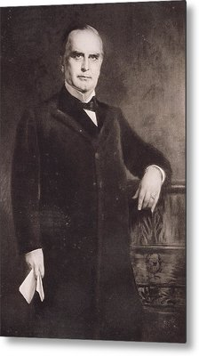 William Mckinley Metal Print