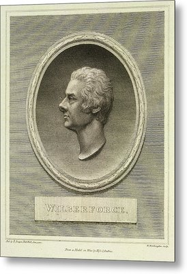 William Wilberforce Metal Print by British Library