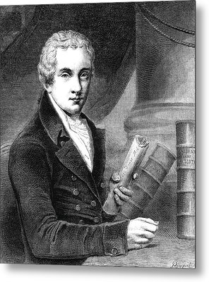 William Wilberforce Metal Print by Collection Abecasis
