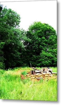 Willy's Outpost Metal Print by Jame Hayes