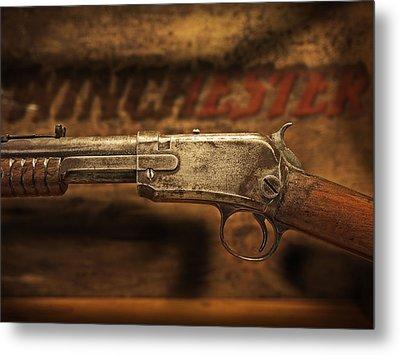 Winchester  Metal Print