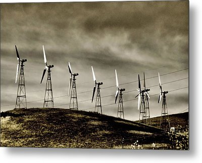 Wind Warriors Iv Metal Print