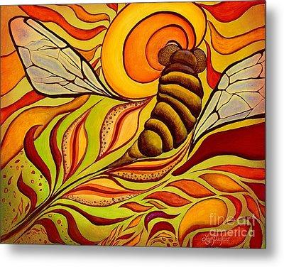 Wings Of Change Metal Print