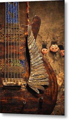 Wings Of Legend Metal Print
