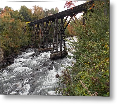 Winnipesaukee River Metal Print by Catherine Gagne