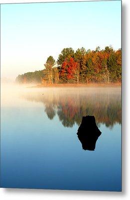 Winnsboro Reservoir-1 Metal Print