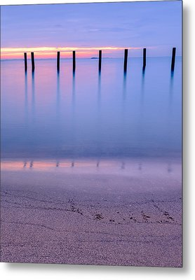Winter Blues V2 Metal Print by Craig Szymanski