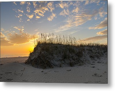 Metal Print featuring the photograph Winter Sunrise by Gregg Southard