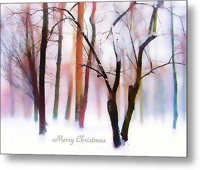 Winter Wonderland Metal Print by Jessica Jenney