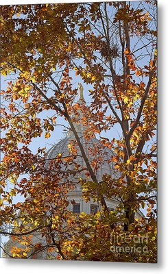 Wisconsin Capitol Metal Print