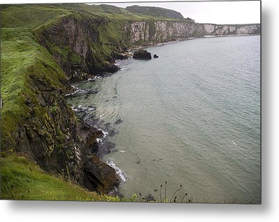 Wishes From The Sea Northern Ireland Metal Print