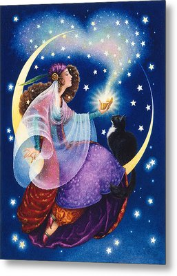 Wishes Metal Print by Lynn Bywaters