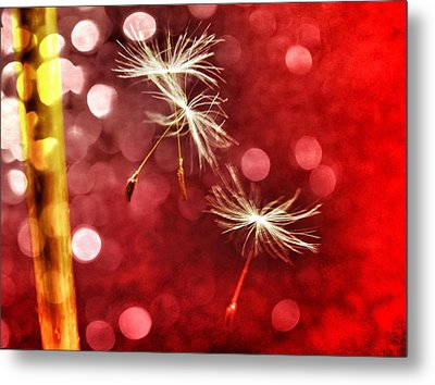 Wishing For Love Metal Print by Marianna Mills