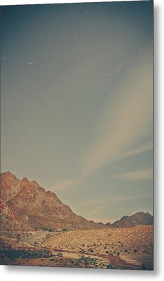 Wishing On Stars Metal Print by Laurie Search