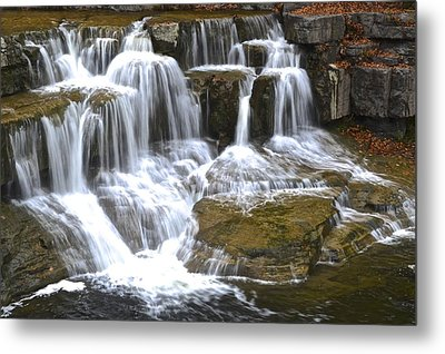 Wishy Washy Metal Print by Frozen in Time Fine Art Photography