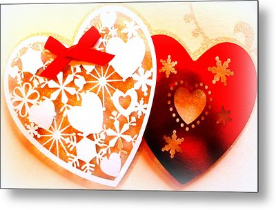 ...with Love Metal Print by The Creative Minds Art and Photography