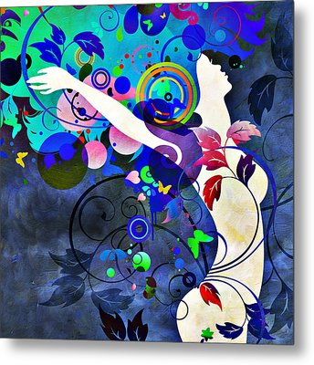 Wondrous Night Metal Print